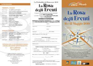 Brochure iscrizione esterno