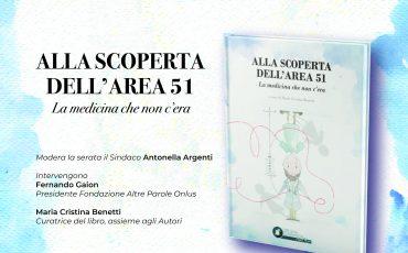 """Presentazione a Villa del Conte del libro """"Alla scoperta dell'area 51"""""""