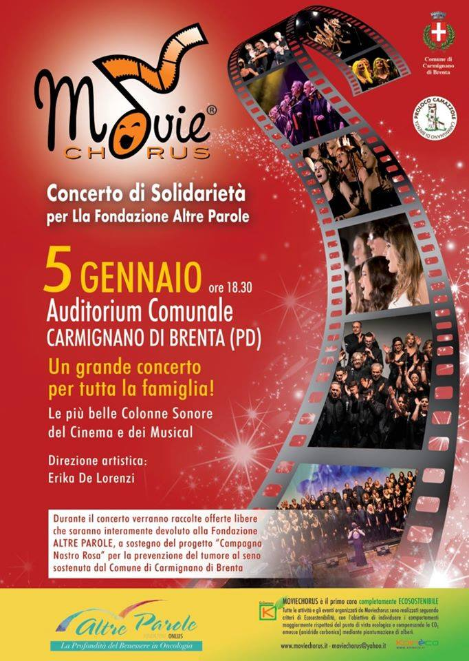 Concerto dell'Epifania del Moviechorus