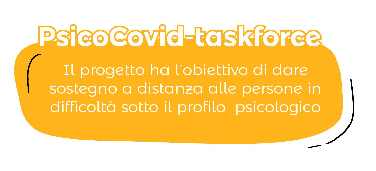 Progetto PsicoCovid-Taskforce