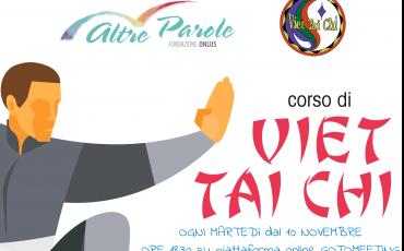 Ripartenza corso Viet Tai Chi ONLINE